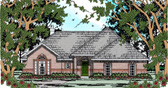 Plan Number 75037 - 1589 Square Feet