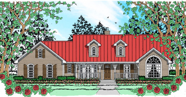 House Plan 75038