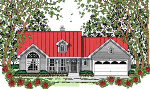 House Plan 75039