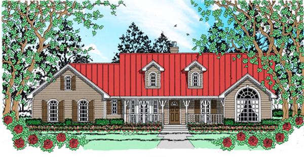 House Plan 75042