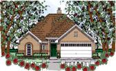 House Plan 75043