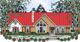 House Plan 75044