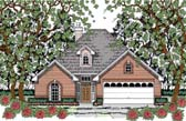 Plan Number 75047 - 1552 Square Feet