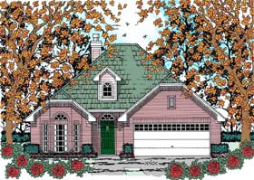 House Plan 75048