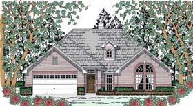 House Plan 75051