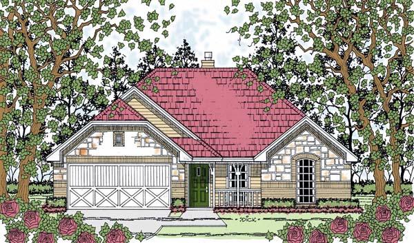 House Plan 75052