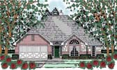 Plan Number 75054 - 1724 Square Feet