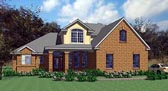 Plan Number 75103 - 2549 Square Feet