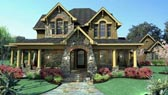 Plan Number 75106 - 2552 Square Feet
