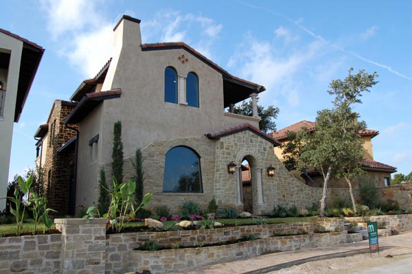 Mediterranean , Tuscan House Plan 75122 with 3 Beds, 4 Baths, 2 Car Garage Elevation