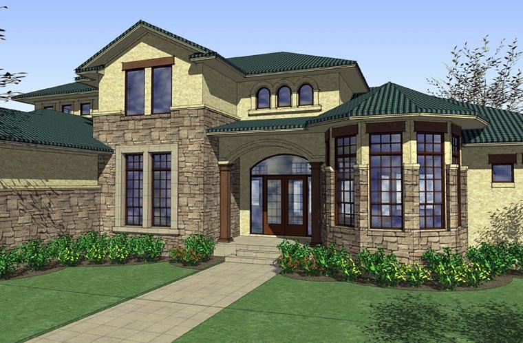 House Plan 75130