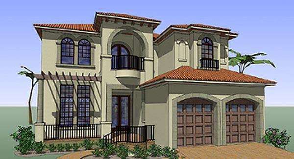House Plan 75131