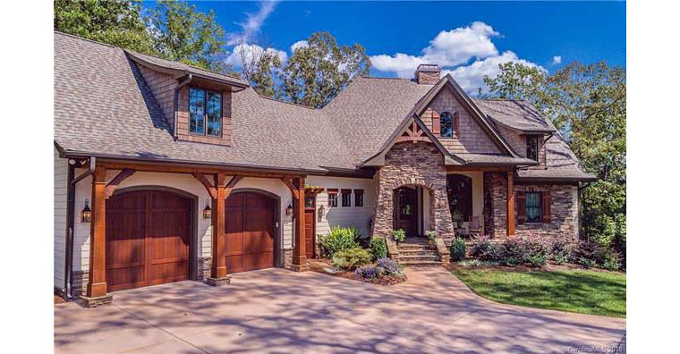Cottage, Craftsman, Tuscan House Plan 75134 with 4 Beds, 4 Baths, 2 Car Garage Picture 4