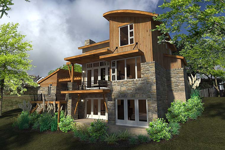 Modern craftsman house plans joy studio design gallery for Houseplans com craftsman