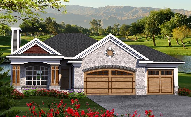 House Plan 75200