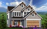 House Plan 75205