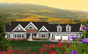 House Plan 75211