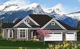 House Plan 75212