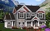House Plan 75213