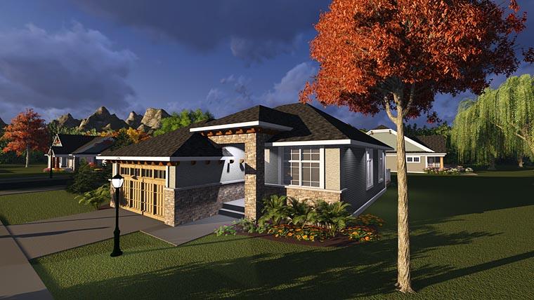 House Plan 75229