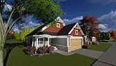 Plan Number 75232 - 1602 Square Feet