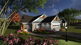 House Plan 75235