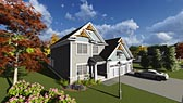 House Plan 75240