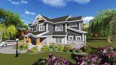 House Plan 75243