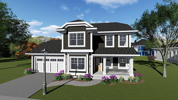 House Plan 75253