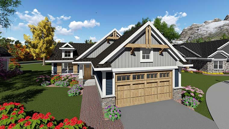 House Plan 75278