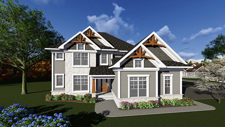House Plan 75299