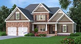 Plan Number 75303 - 3792 Square Feet