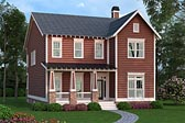 House Plan 75307