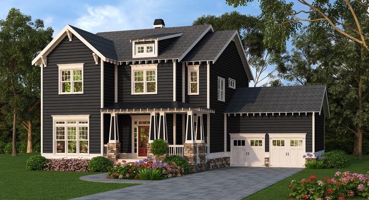 House Plan 75317