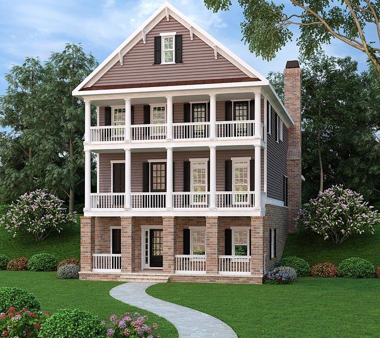 House Plan 75322