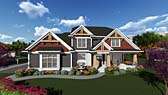Plan Number 75400 - 2681 Square Feet
