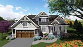 Plan Number 75401 - 2784 Square Feet