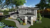 Plan Number 75404 - 2943 Square Feet