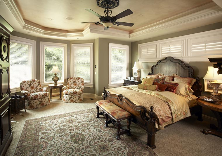 European French Country House Plan 75414
