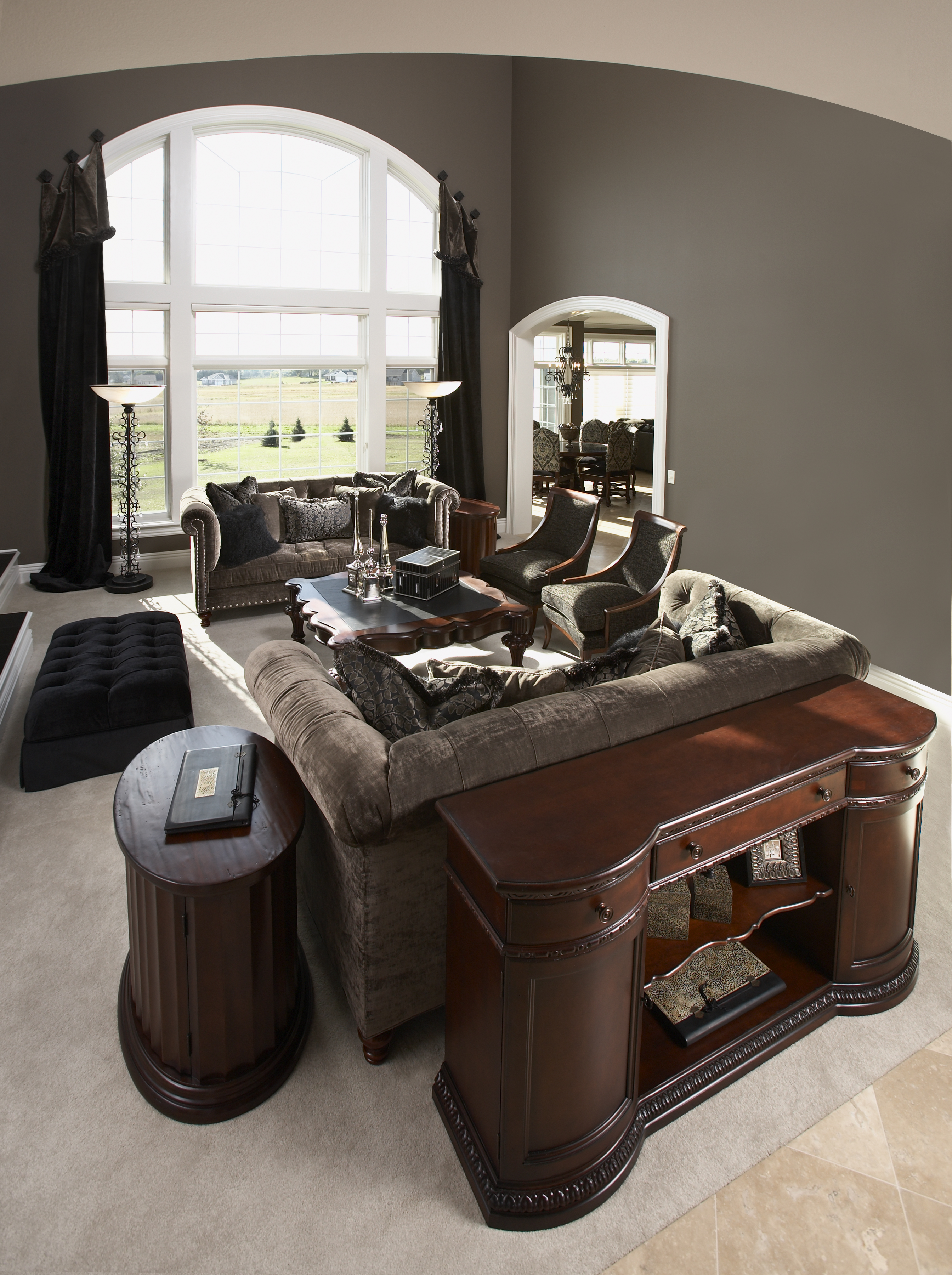Craftsman Traditional House Plan 75417