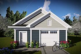 Garage Plan 75420