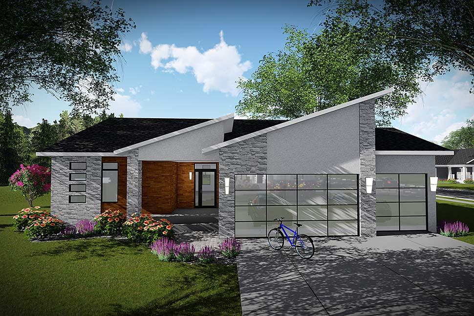 House Plan 75450