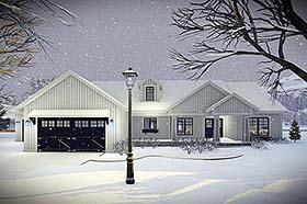 House Plan 75456