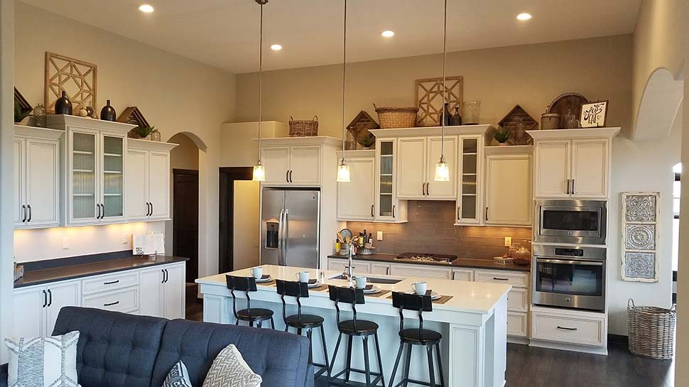 Craftsman, Ranch, Traditional House Plan 75462 with 3 Beds, 3 Baths, 3 Car Garage Picture 10