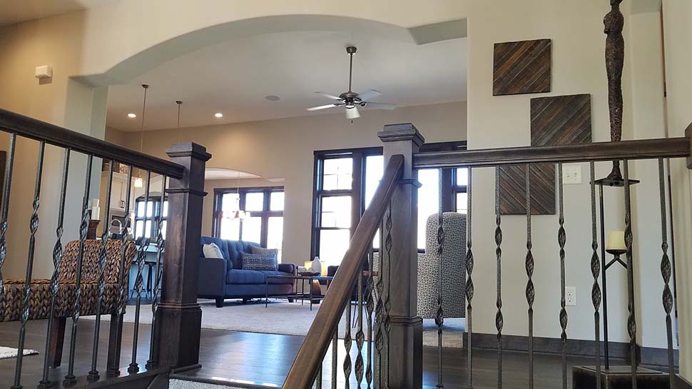 Craftsman, Ranch, Traditional House Plan 75462 with 3 Beds, 3 Baths, 3 Car Garage Picture 15
