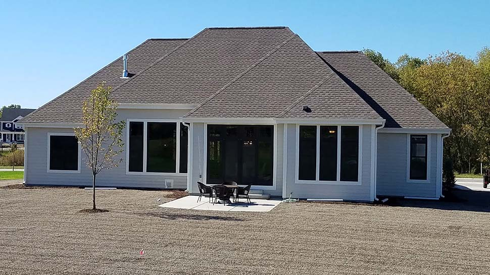 Craftsman, Ranch, Traditional House Plan 75462 with 3 Beds, 3 Baths, 3 Car Garage Picture 3
