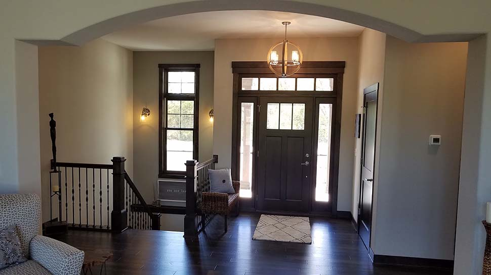 Craftsman, Ranch, Traditional House Plan 75462 with 3 Beds, 3 Baths, 3 Car Garage Picture 4