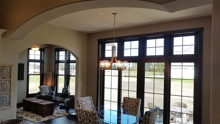 Craftsman, Ranch, Traditional House Plan 75462 with 3 Beds, 3 Baths, 3 Car Garage Picture 5