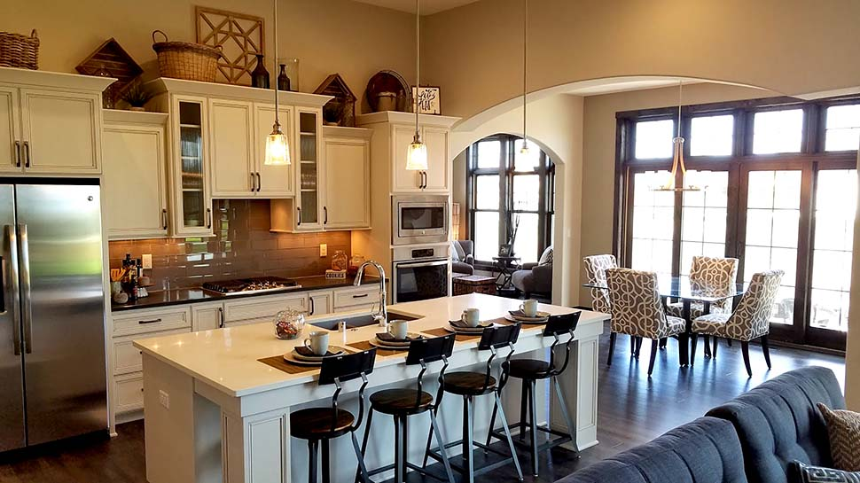 Craftsman, Ranch, Traditional House Plan 75462 with 3 Beds, 3 Baths, 3 Car Garage Picture 9