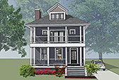 Plan Number 75501 - 1698 Square Feet